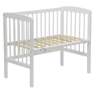 Polini Kids Simple Co-sleeper Tweelingbed Co-sleeper Tweelingbed Polini Kids 4640011882835